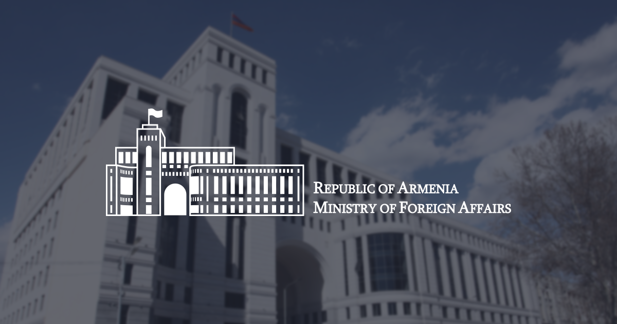Changes in the procedure of the entry to the Republic of Armenia